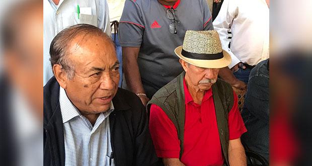 Suntuap rechaza fraude de su líder por venta de terrenos