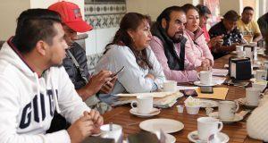 Tianguistas se deslindan de riña en San Martín y piden diálogo