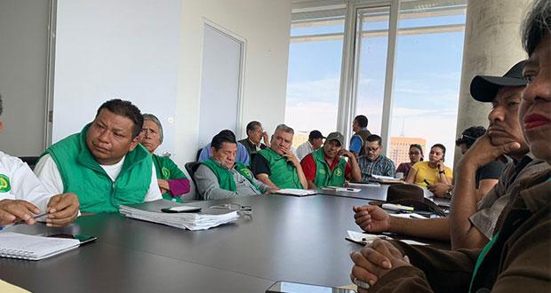 UNTA y Sedatu acuerdan resolver pendientes de titulación de terrenos