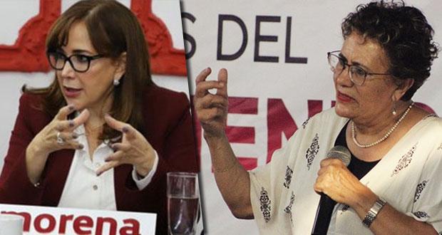 Polevnsky convoca a reforma en Morena; Luján, a removerla del CEN