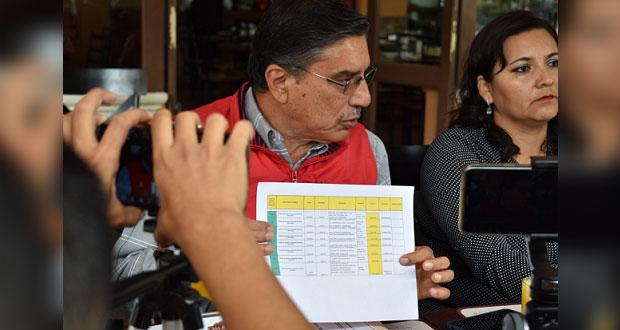 Edil de Ixcaquixtla pide a Federación 7 mdp para obras prioritarias