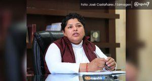 """Karina Pérez no se ve en boleta de 2021; reelección sería por """"razón de peso"""""""