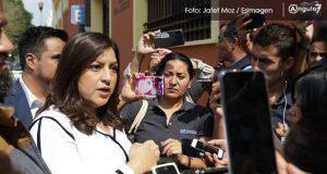 Detención de Patjane no es advertencia a ediles de Morena: Claudia Rivera