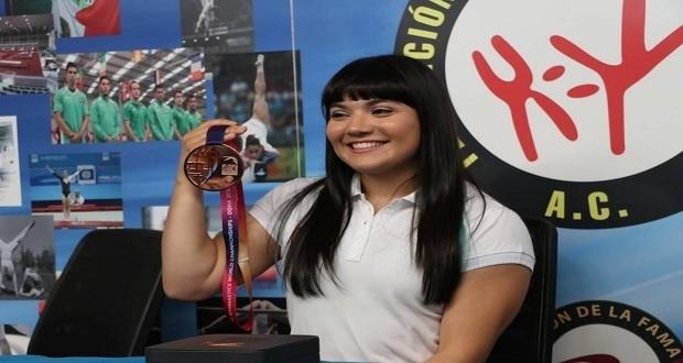 Gimnasta Alexa Morena gana el Premio Nacional de Deportes 2019