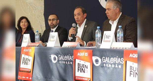 El Buen Fin dejará a Puebla 5 mil 901 mdp; 5% más que en 2019