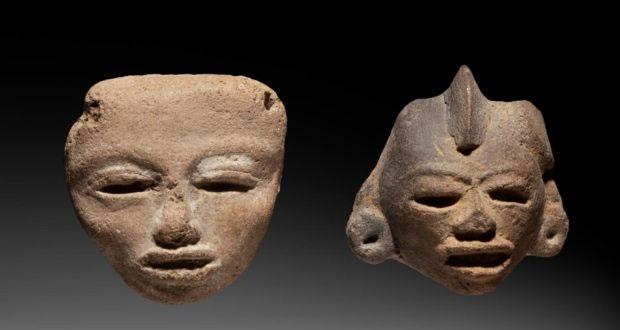 En menos de dos meses, México pierde 152 piezas de arte prehispánico