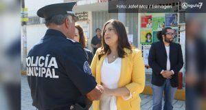 Habrá aumento salarial y de prestaciones a policías en 2020: Rivera