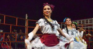 Colonia antorchista celebra vigésimo aniversario de fundación