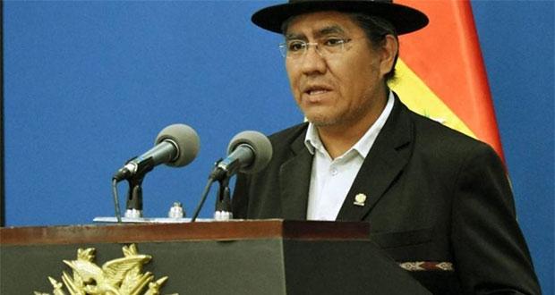 Bolivia denuncia intento de golpe de Estado ante la OEA