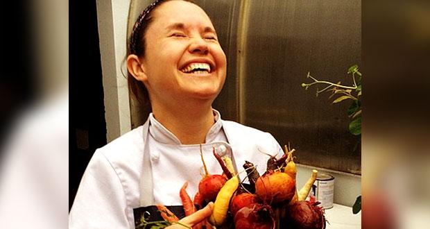 Karime López, primer chef mexicana en ganar una estrella Michelin