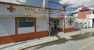 Cruz Roja base Amozoc cierra sus puertas por falta de recursos
