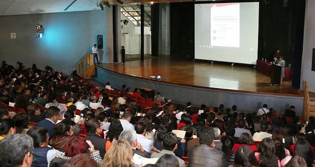 Inicia curso sobre equidad de género e inclusión para docentes