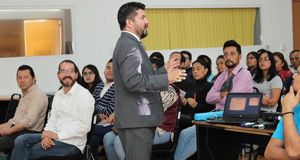 Brindan cursos en Teziutlán y Puebla a titulares de Mipymes