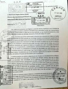Comité de padres acusa irregularidades en primaria del Cenhch