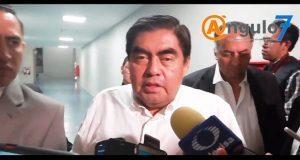 Morena no es como el PAN, señala Barbosa sobre designación de auditor