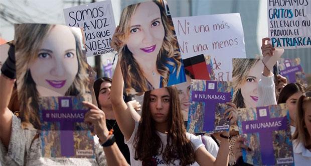 Suspenden a jueces que liberaron a presunto feminicida de Abril