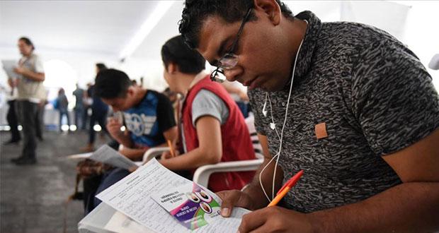 Ofertarán 1,390 vacantes en cuarta Feria de Empleo en Puebla
