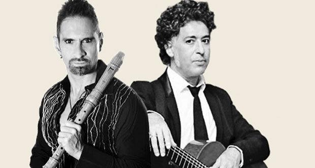 Horacio Franco y Manuel García invitan a su concierto en el MIB