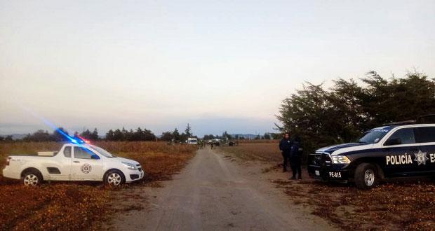 Controlada, fuga de gas LP en Esperanza, informa PC