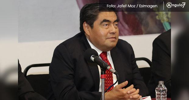 Decidiré futuro de Luna Vite en Secretaría de Infraestructura: Barbosa