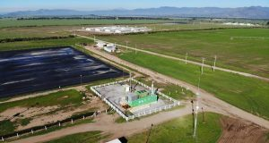 Granjas Carroll usa lodos de biodigestores como fertilizantes