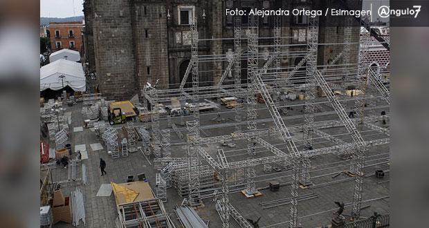Resuelven trámite que causó suspensión de INAH en réplica de Capilla Sixtina