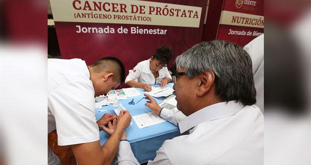 7 de cada 10 servidores públicos en México tienen obesidad: Issste