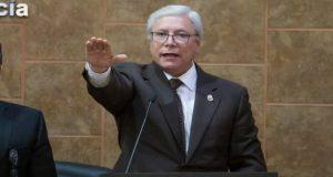 Bonilla rinde protesta como gobernador de Baja California por 5 años