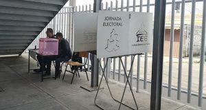 Estos son los 15 centros de votación para plebiscitos del domingo
