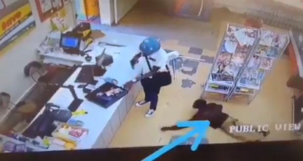 En Sudáfrica, ladrón resulta robado durante asalto