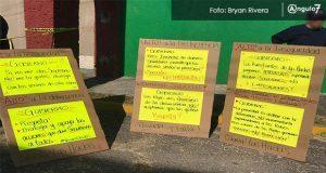 Vecinos acusan a Cabildo de retirar rejas en Las Hadas sin una orden