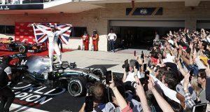 Lewis Hamilton se consagra por sexta ocasión campeón de la Fórmula 1