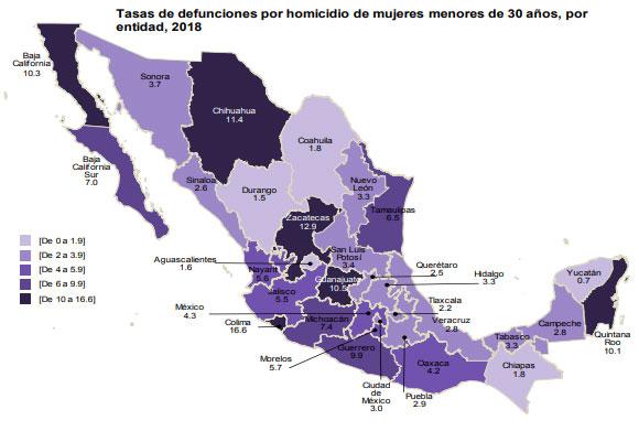 En Puebla, 64% de mujeres han sufrido violencia alguna vez en su vida: Inegi