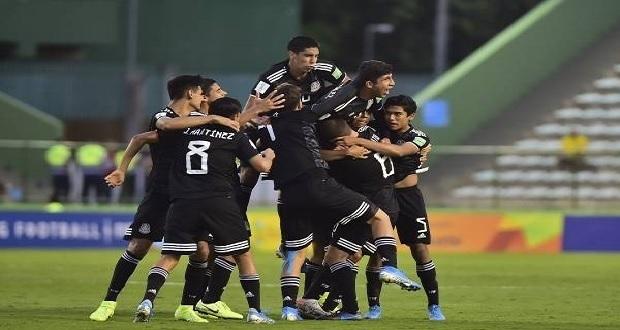 México vence en penales a Holanda; va contra Brasil en final Sub-17