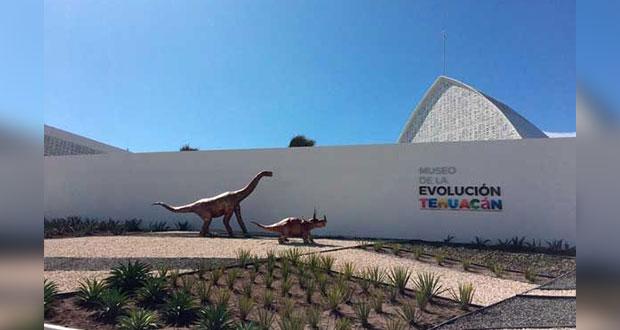 Museo de Evolución de Tehuacán, abierto hace 2 años, con mala infraestructura