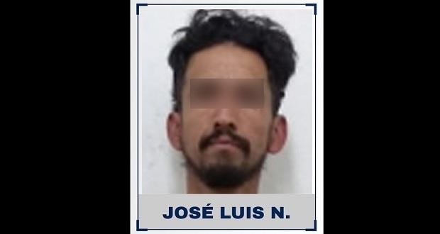 FGE reaprehende a hombre en San Pedro Cholula por narcomenudeo