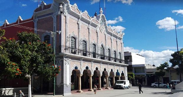 Crean Comisión Especial en Tehuacán que despachará en ausencia de Patjane