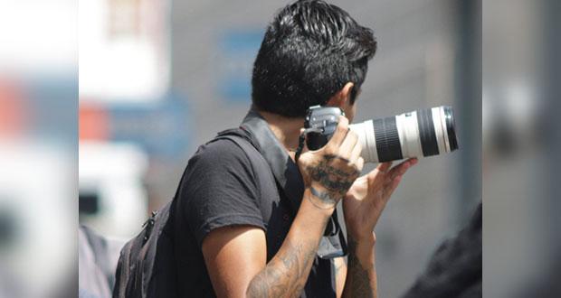 Suman 23 agresiones a periodistas de Puebla de enero a octubre