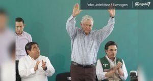 Por séptima vez, AMLO vendrá a Puebla; se reunirá con indígenas en Canoa