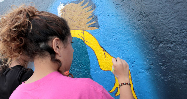 Comparte tu conocimiento en arte y ciencia con niños poblanos