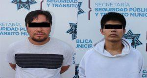 SSC detiene a 2 por robo y rescata a policía raptado en San Bartolo