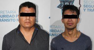 Detienen a dos por robo a tienda Oxxo en Nueva Antequera