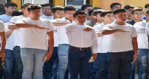 679 jóvenes acuden al sorteo del servicio militar en Cuautlancingo