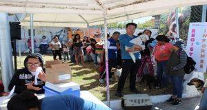 Comuna brinda diversos servicios en colonia Minerales Guadalupe Sur