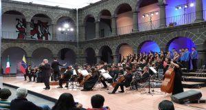 Sinfónica venezolana ofrece conciertos en San Pedro Museo de Arte