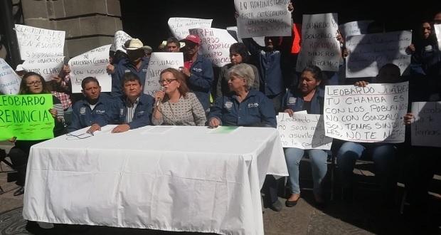 Susana Vidal asegura que en enero le darían toma de nota como líder sindical