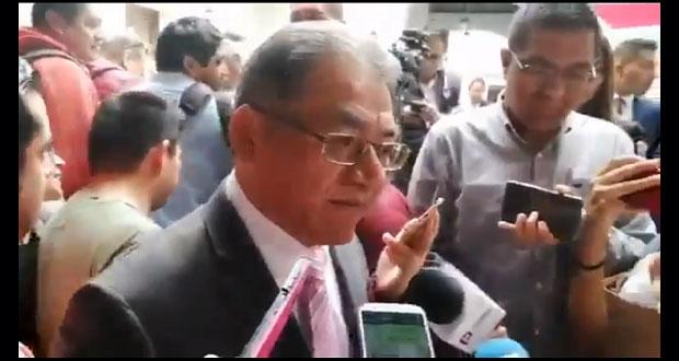 Revisión de plazas irregulares en SEP acabará en diciembre, prevé Lozano