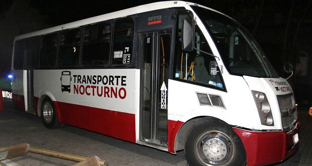 Transporte Nocturno