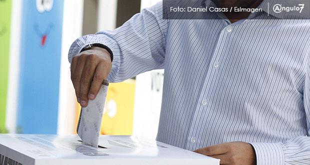 Solicitud de revocación de mandato en Puebla, con 10% de lista nominal