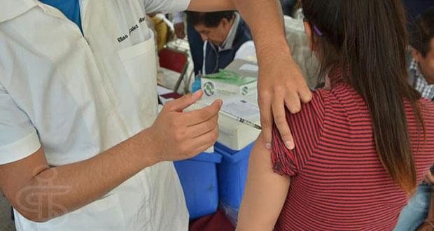 Acude a la jornada nacional de salud; terminará el 15 de noviembre